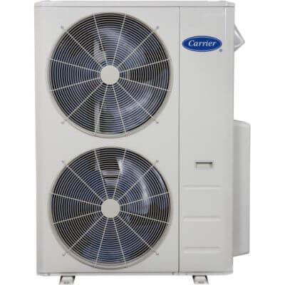 Multi Zone Heat Pump