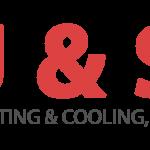 J&S Heating & Cooling Logo