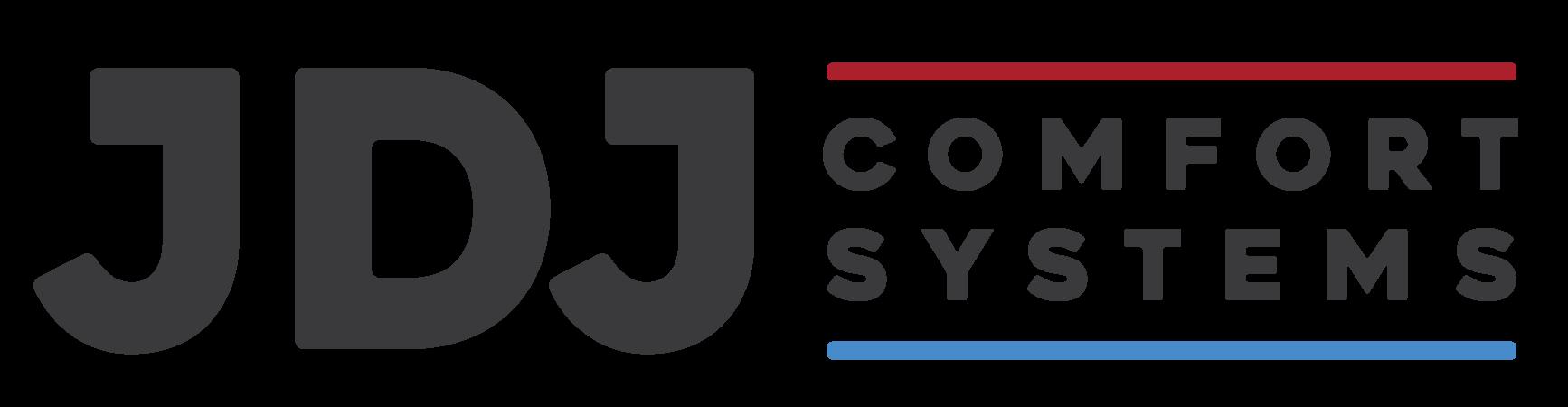 JDJ Home Comfort Logo